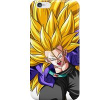 Trunks Super Saiyan 3 - Dragon Ball Z iPhone Case/Skin