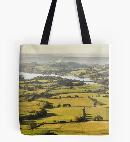 View from the Roaches Tote Bag