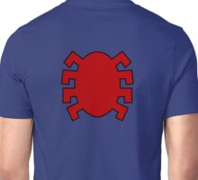 Spider-Man logo back Unisex T-Shirt