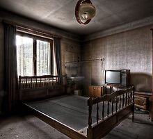 Hotel Room  by Jean-Claude Dahn