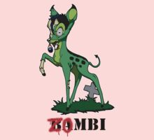 Zambie by Psychobilly-Tee