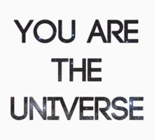You Are the Universe Kids Clothes