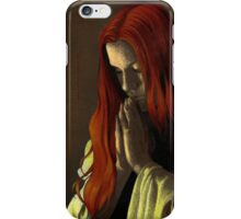 Mary Magdalene iPhone Case/Skin