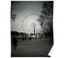 Paris Love Poster
