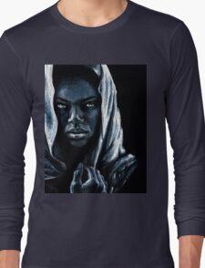 African Long Sleeve T-Shirt