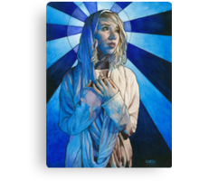 Mary, Mother of God Canvas Print