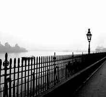 Fog on the Thames by Karen Martin IPA