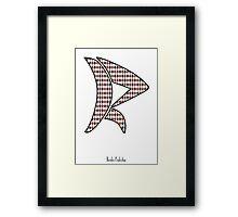 Rhombus Classic Framed Print
