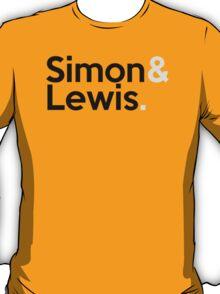 Jetset Simon and Lewis T-Shirt
