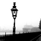 Greenwich Lamp by KarenM