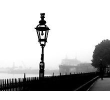 Greenwich Lamp Photographic Print