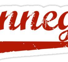 Team Vonnegut Sticker