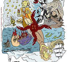 The Fool  by morganeparisi