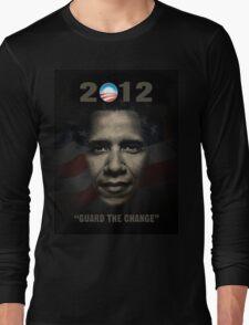 Obama Guard Change Long Sleeve T-Shirt