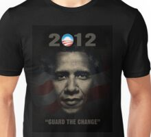 Obama Guard Change Unisex T-Shirt