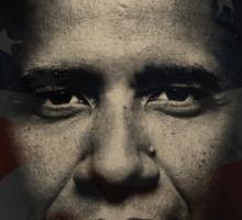 Obama Guard Change Sticker
