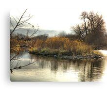 Island in the Stream Canvas Print