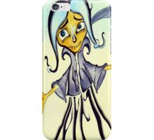 Happy in the end iPhone Case/Skin