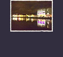 Moonlit night on Merchant´s Quay 001 Hoodie