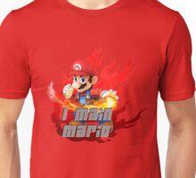 I MAIN MARIO Unisex T-Shirt