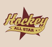 Hockey All Star by SportsT-Shirts