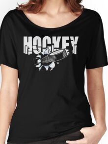 Hockey Women's Relaxed Fit T-Shirt