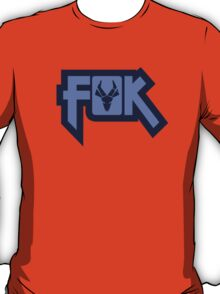 THE ANSWER.....FOK!! T-Shirt