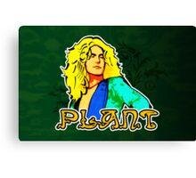 Robert Plant (Print Version) Canvas Print
