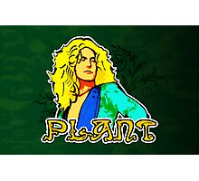 Robert Plant (Print Version) Photographic Print