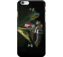 Homeless Thumbelina iPhone Case/Skin