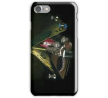 Homeless Thumbelina iPhone Case/Skin
