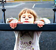 Child portrait, Swing by melek0197