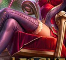 Ashe Heartseeker - League of Legends Sticker