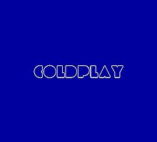 Simple Coldplay Phone/iPod Case by klause9