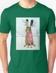 Jackalope wishes you a Happy Holiday T-Shirt