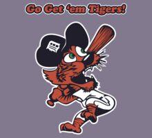 Go Get 'em Tigers! Retro Edition by w00dy207