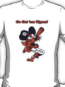 Go Get 'em Tigers! Retro Edition T-Shirt
