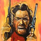 The Outlaw Josey Wales by Matt Burke