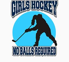 Girl's Hockey Womens Fitted T-Shirt