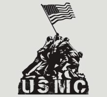 USMC Iwo Jima Edition by w00dy207