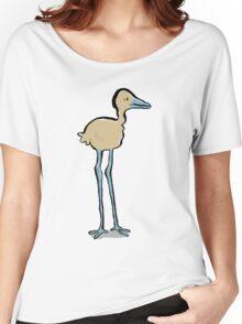 long legged bird Women's Relaxed Fit T-Shirt