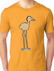 long legged bird Unisex T-Shirt