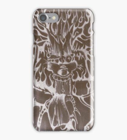Bad dog iPhone Case/Skin