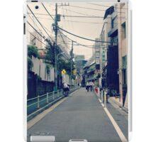Tokyo Street iPad Case/Skin