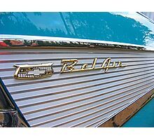 Bel Air (Car) Photographic Print