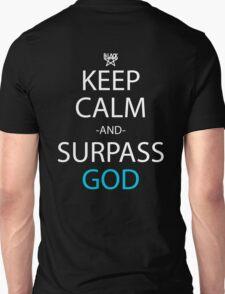 soul eater keep calm and surpass god anime manga shirt T-Shirt