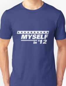 Myself in 2012 T-Shirt