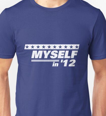 Myself in 2012 Unisex T-Shirt