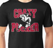 Crazy Hockey Unisex T-Shirt