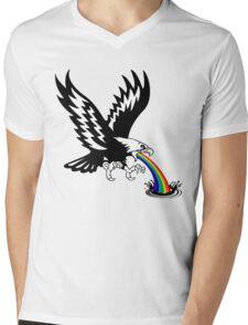 ILLEGAL Mens V-Neck T-Shirt